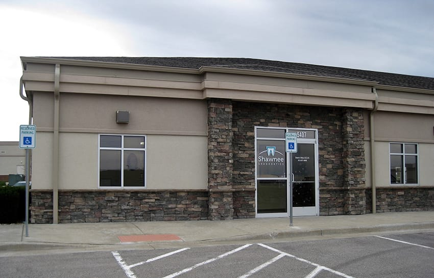 Shawnee Kansas Root Canal Dentist office